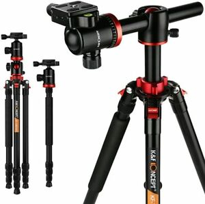 KF-TM2534T-Professional-Aluminium-Camera-Tripod-Monopod-with-Ball-Head-DSLR-SLR
