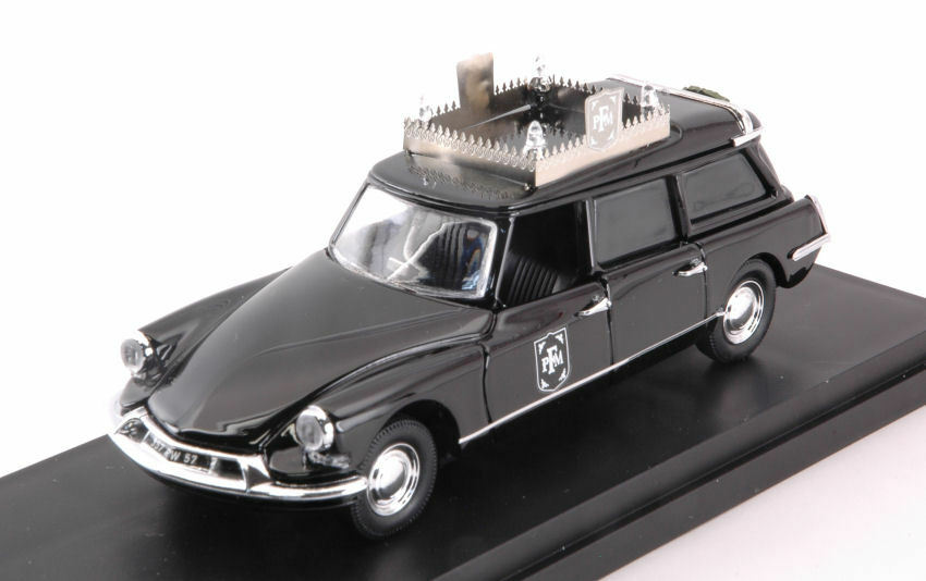 CITROEN  DS 19 Funeral voiture 1 43 Model rio4577 RIO  vente