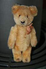 Schuco TRICKY YES-NO Teddy • 13 cm • blond • 1950er/60er Jahre • Teddybär