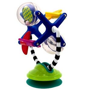 Rattle Baby Toy Boys Girls 6 Mos Plus Teether High Chair Table Hand Held Fun NEW
