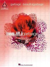 """GARBAGE-BEAUTIFUL GARBAGE"" GUITAR W/TAB MUSIC BOOK-BRAND NEW ON SALE SONGBOOK!!"