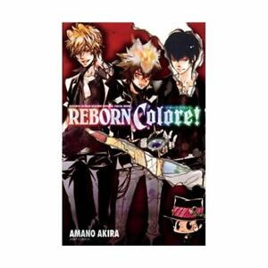 Katekyo-Hitman-Reborn-Official-Visual-Book-Reborn-Colore-Jump-Comics