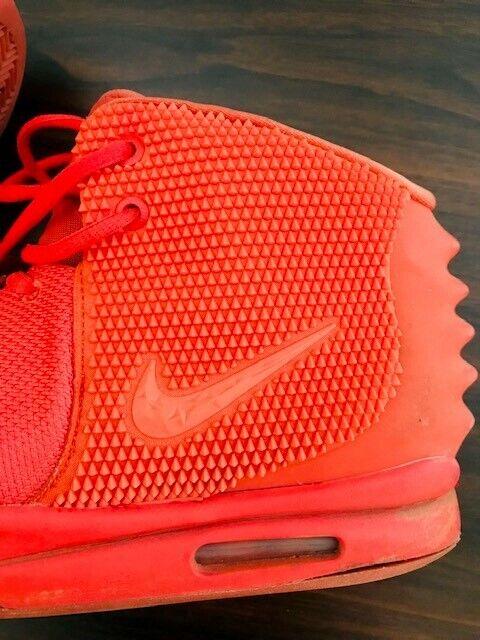 marca popular venta de descuento mejor online Nike Air Yeezy 2 SP Red October 508214-660 Size 10 for sale online ...