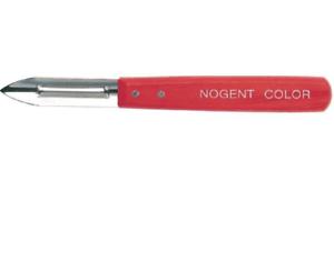 Eplucheur-manche-bois-Color-Nogent-2-tranchants-FRANCE