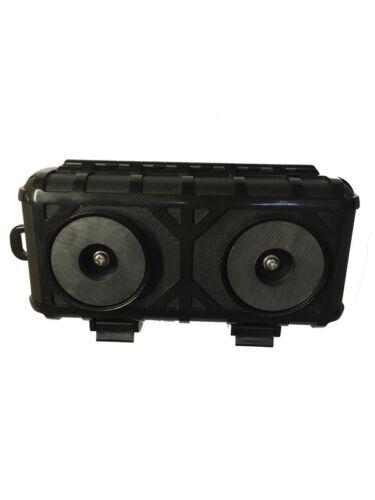 libre de Reino Unido P/&p grande seguridad Almacenamiento oculto Caja stash magnéticos el almacenamiento seguro
