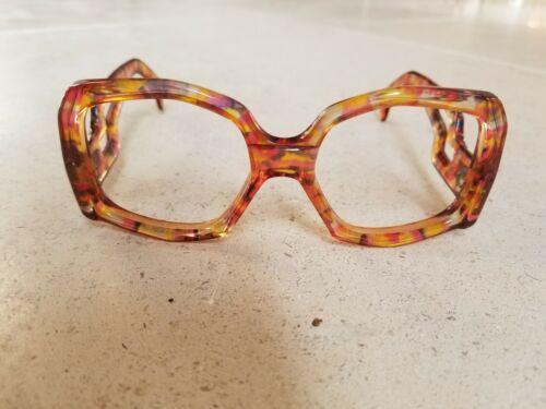 vue ou solaire 1 Ancienne monture paire de lunettes vintage Vito Paris design