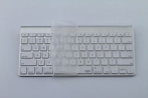 san francisco 34125 b0387 Details about Clear Silicone Keyboard cover protector For Apple IMAC G6  Wireless keyboard