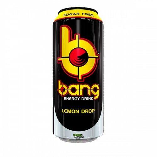 BANG Energy Drink RTD VPX 500ml Dose 3,98€//l inkl 0.25€ Pfand ✅ NEUE SORTEN