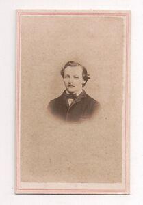 Vintage-CDV-Unknown-Young-Man-Civil-War-Era