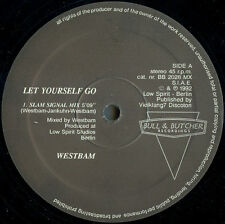 WestBam – Let Yourself Go *** Oldskool - Vinyl - Hardcore - Jungle - Rave ***