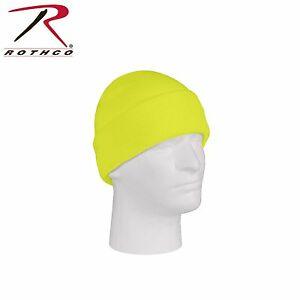 1fd916f4eab Image is loading Yellow-Military-Tactical-Watch-Winter-Hat-Outdoor-Stocking-