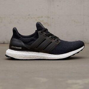 Adidas Ultra Boost 3.0 Black White Size 11. BA8842 NMD PK Yeezy
