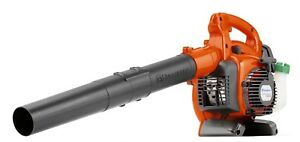 Husqvarna-125B-28cc-2-Cycle-Gas-470-CFM-170-MPH-Blower-Certified-Refurbished
