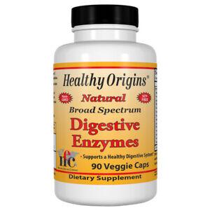 Enzymes-Large-Spectre-Digestif-90-Vegetarien-Capsules-Healthy-Origins