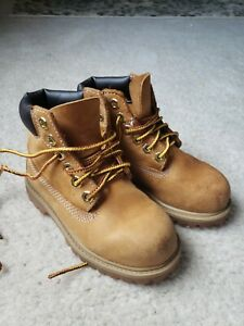 Details about Boys Timberland Boots Size 9