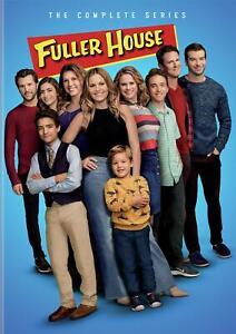 Fuller House Complete TV Series Seasons 1 2 3 4 & 5 (1-5) NEW DVD Box Set