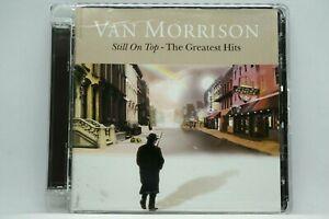 Van-Morrison-Still-On-Top-The-Greatest-Hits-2CD-Album-Super-Jewel-Box