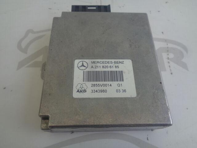 Mercedes W 211 E Clase 2115406645 0265109546 Esp Unidad de Control