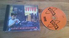 CD Punk TVTVs - Pepsi Generation (10 Song) BERI BERI
