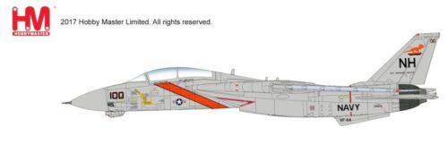 "Grumman F-14A Tomcat 159608 CVW-11 VF-114 /""Aardvarks/"" Hobby Master HA5216"