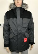 item 1 The North Face Men s Bedford Down Parka Grey Red Black Sz S M L XL  XXL  330 -The North Face Men s Bedford Down Parka Grey Red Black Sz S M L XL  XXL ... 21e7af0ad