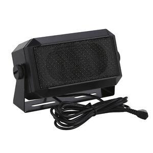 RoadPro-RPSP-15-Universal-External-Mobile-Radio-CB-Speaker-3-5mm-jack-fr-Kenwood