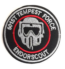 """Star Wars 501st Tempest Force- Endor Scout  2.75"""" Patch  (SWPA-KL-23)"""