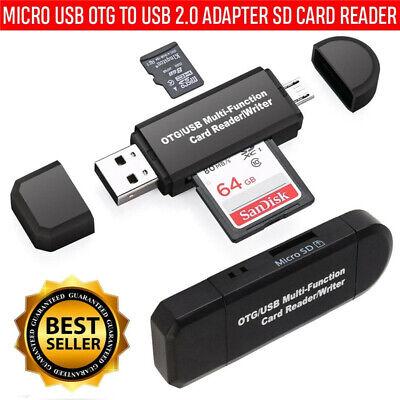 USB 3.0 Kartenleser SD Micro SD//TF//CF//MS CompactFlash-Kartenadapter f/ür Laptop OTG Typ C auf Multi-Kartenleser