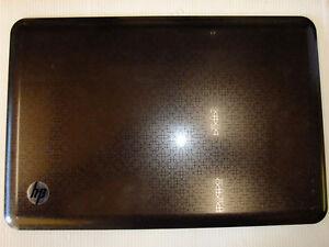 Plasturgie-Coque-Ecran-LCD-HP-DV6-3140sf