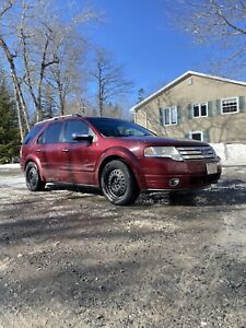 2008 Ford FreeStyle / Taurus X limited