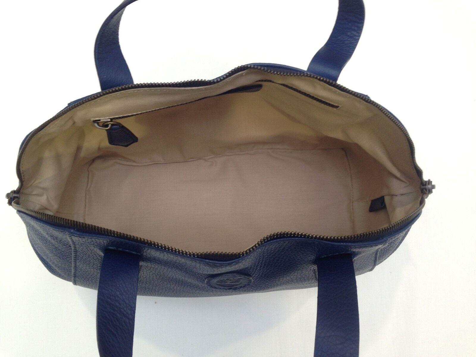 Timberland Tasche M3452 PEMBROKE Earthkeepers™ SHAPED BAG Leder Olympian Blue