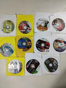 Microsoft-Xbox-360-Video-Games-Bulk-Lot-of-11-RPG-Sports-FPS-Many-More