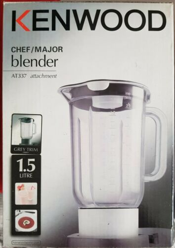 Kenwood chef/major AT337 attachments 1.5 Litre