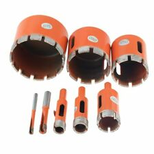 1pc 6 100mm 8mm Diamond Hole Cutter Saw Core Drill Bit For Marble Stone Granite