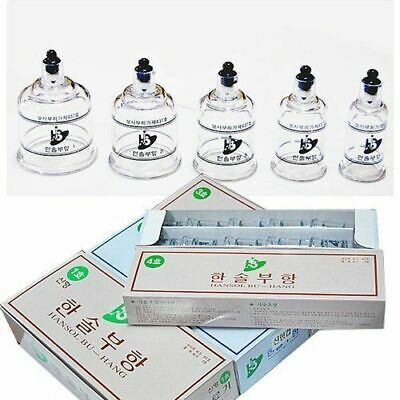Hansol Boilable Cupping Cups Available In 5 Size Bright Luster 10 Same Size Cups/box