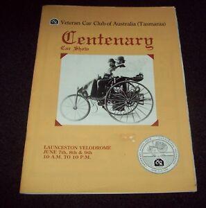 VETERAN-CAR-CLUB-OF-AUSTRALIA-TASMANIA-CENTENARY-CAR-SHOW-1986