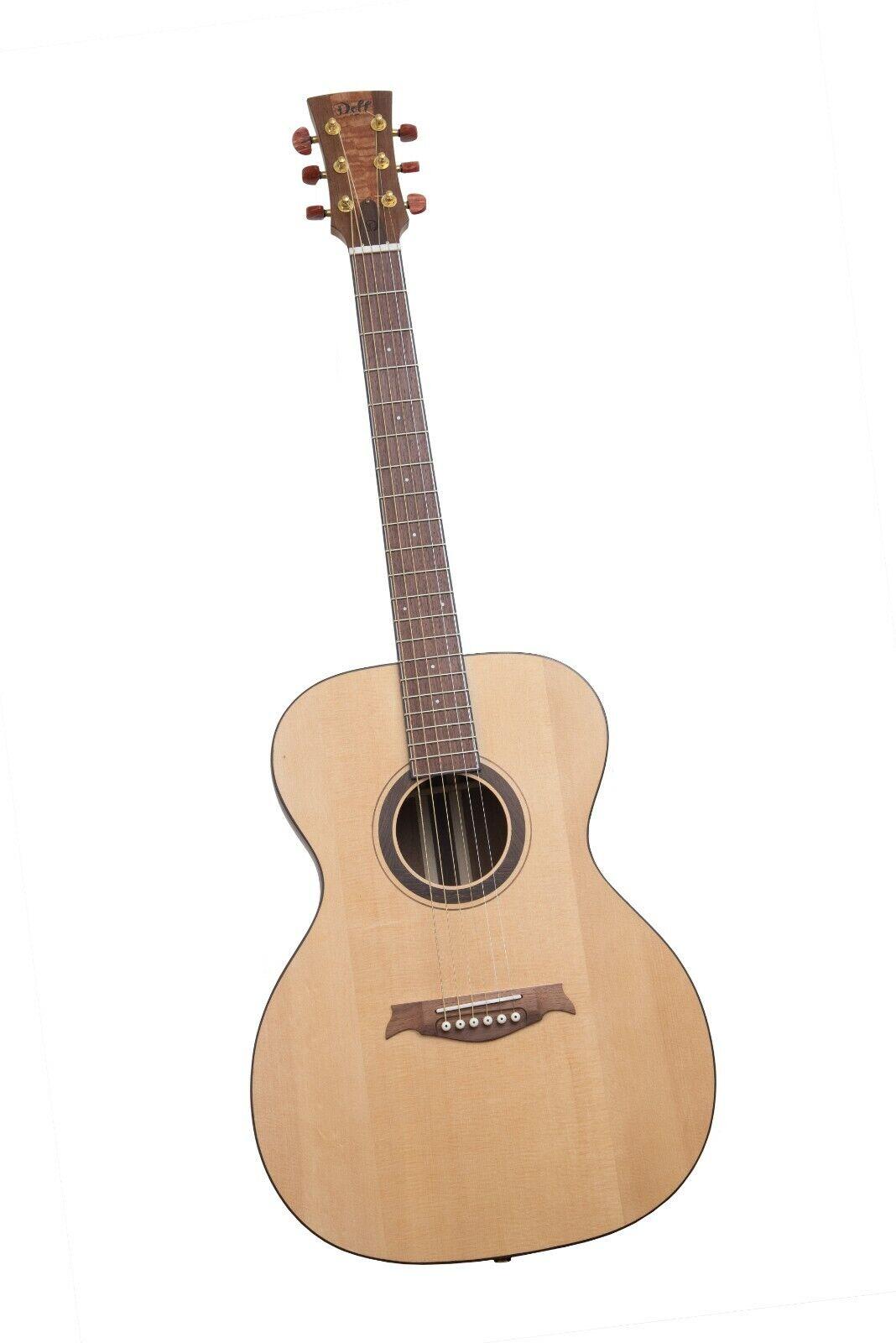 New Guitar OM body type  Doff  D021