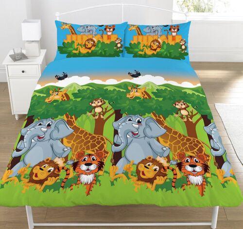 Disney Marvel Lego Boys Character Kids Bedding Single Double Duvet Cover Bed Set