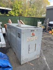 Leroi 200 Air Compressor