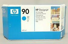 HP #90 C5065A 400ml Yellow Ink Cartridge GENUINE NEW