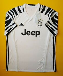 ee25f8f78 5 5 Juventus third jersey XL 2016 2017 shirt AP8906 SS2128 soccer ...