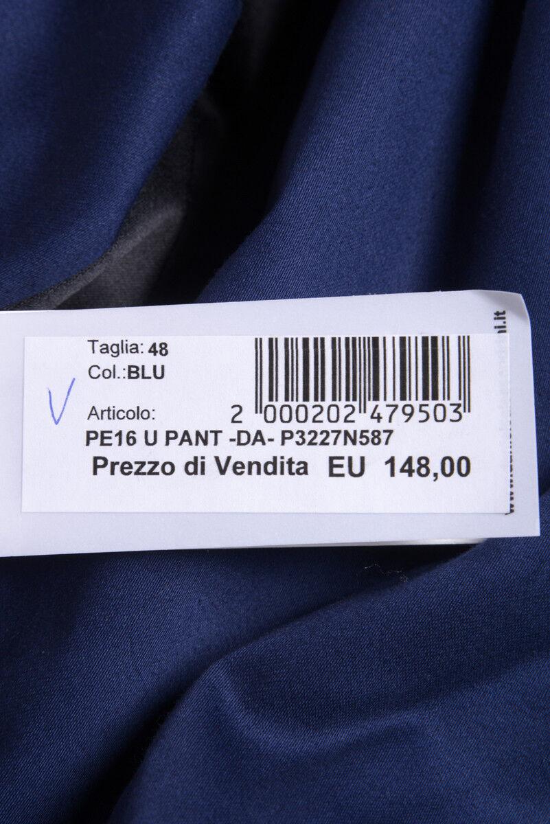 Pantaloni Daniele Alessandrini Jeans Jeans Jeans Trouser Uomo Blu P3227N5873601 23 b53473