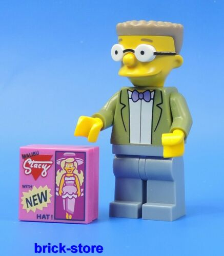 LEGO® THE SIMPSONS SERIE 2 71009 FIGUR SMITHERS Nr.15