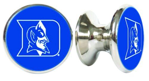 CABINET KNOBS DUKE BLUE DEVILS NCAA DRAWER PULLS