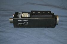 Machine Vision CCD Cameras - Panasonic GP-CD40 - 4 available.