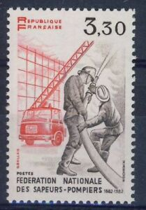 STAMP-TIMBRE-FRANCE-NEUF-N-2233-SAPEUR-POMPIER