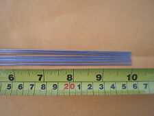 100 STAINLESS STEEL STRAIGHT LURE SHAFT WIRE FORM 0.035 X 24 INCH LONG