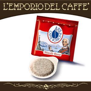 Caffe-Borbone-Miscela-Rossa-Red-450-Cialde-carta-Ese-44mm-100-Originale
