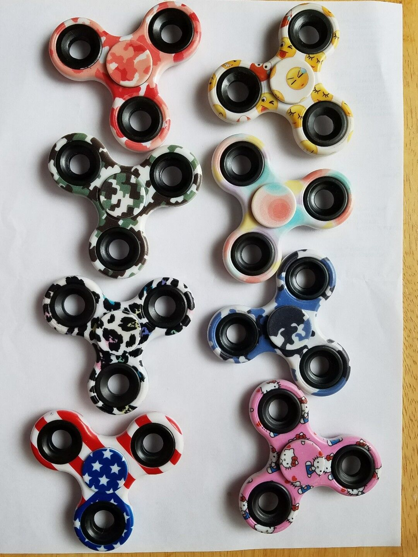 Wholesale Wholesale Wholesale Lot 1000 designer Fidget Hand Spinner Finger Game Kids Fun Toy bcf0e5
