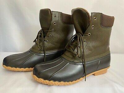 Adam Duck Boots - Size